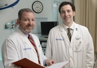 Cancer researchers first in Texas to use new prostate rectal spacer to minimize side effects of SABR radiation treatments
